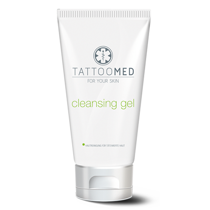 TATTOO<strong>MED</strong>® cleansing gel 100ml