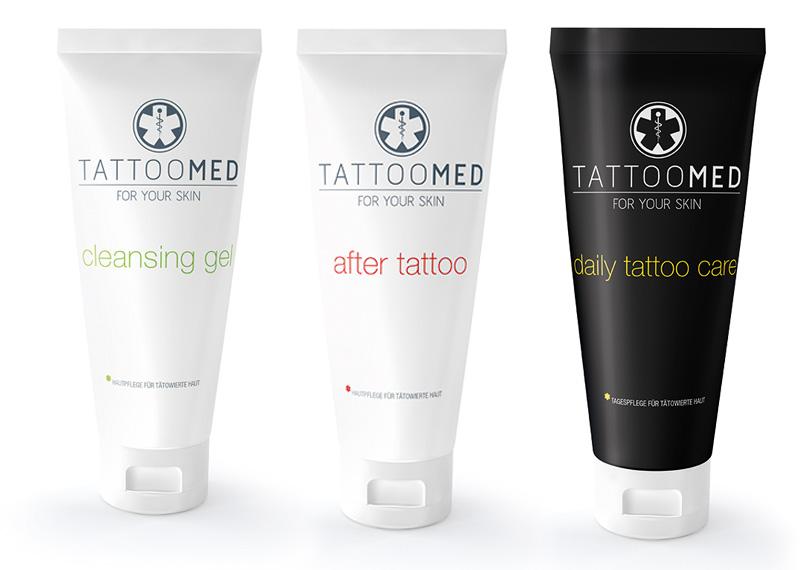 Специализирани продукти за татуировки