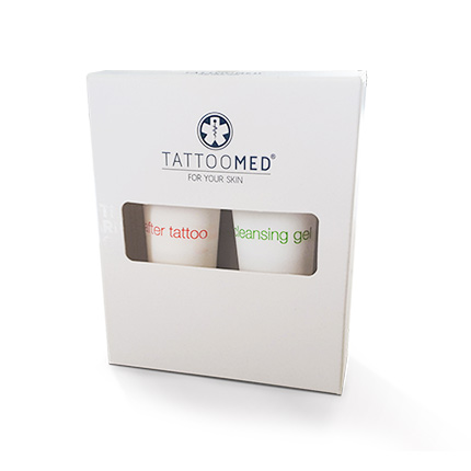 TATTOO<strong>MED</strong>® cleansing gel 25ml – Гел за почистване на татуировката