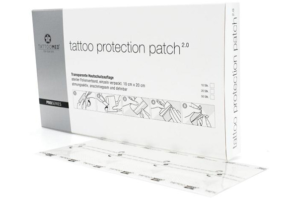 TATTOOMED® TATTOO PROTECTION PATCH 2.0