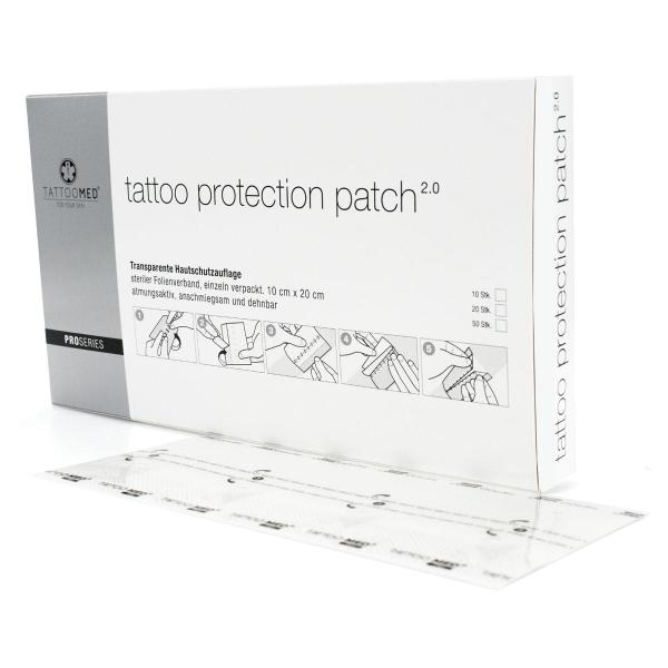 TatooMed® PROSERIES TATTOO PROTECTION PATCH 2.0